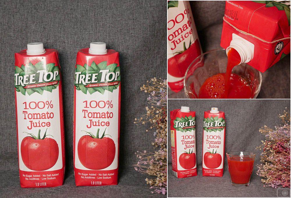 100%純蕃茄汁