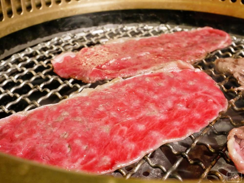 燒肉同話 和牛套餐