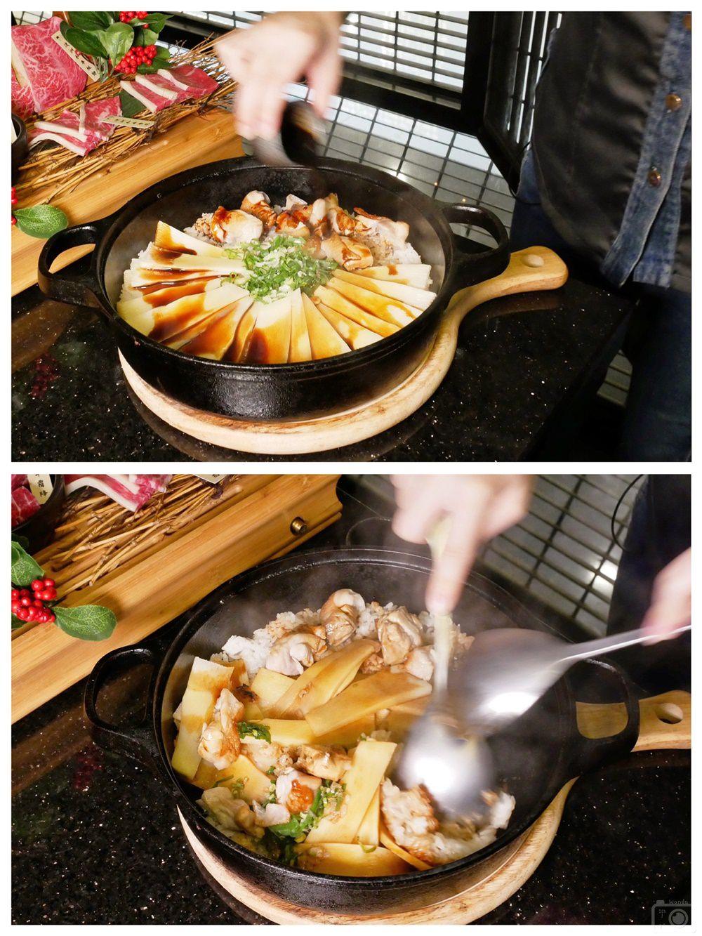 燒肉同話 雞釜飯