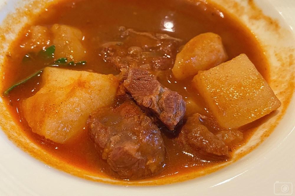 匈牙利牛肉湯