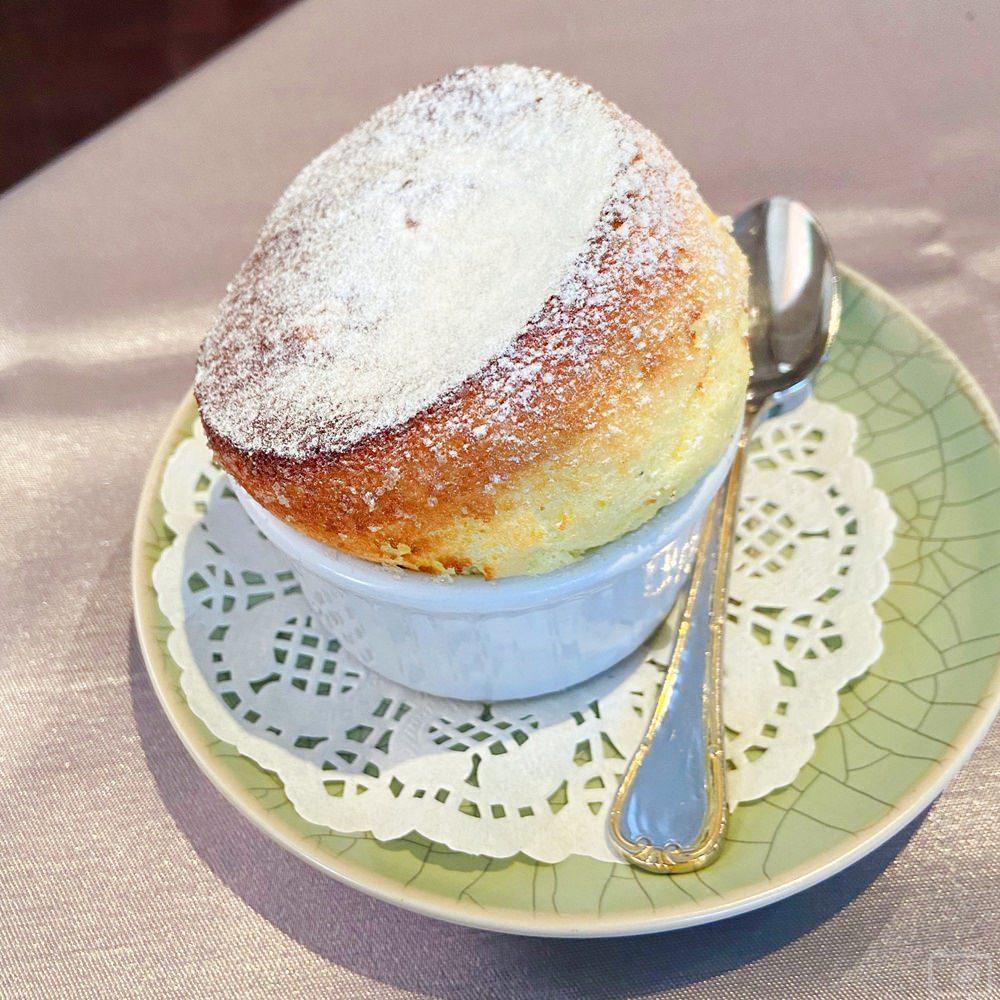 法式甜點舒芙蕾