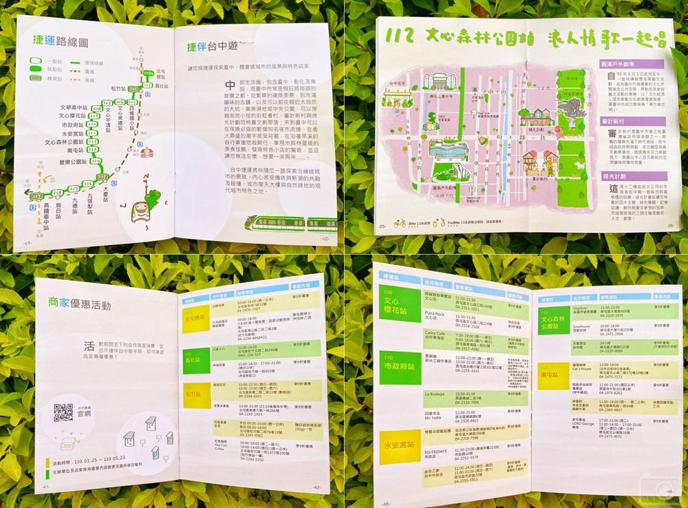 台中捷運地圖