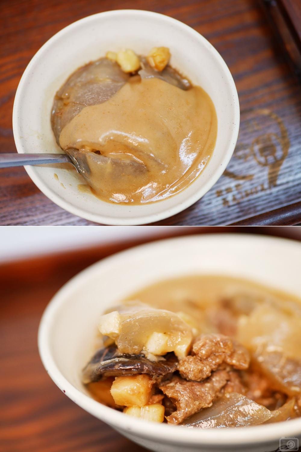 干貝香菇肉圓
