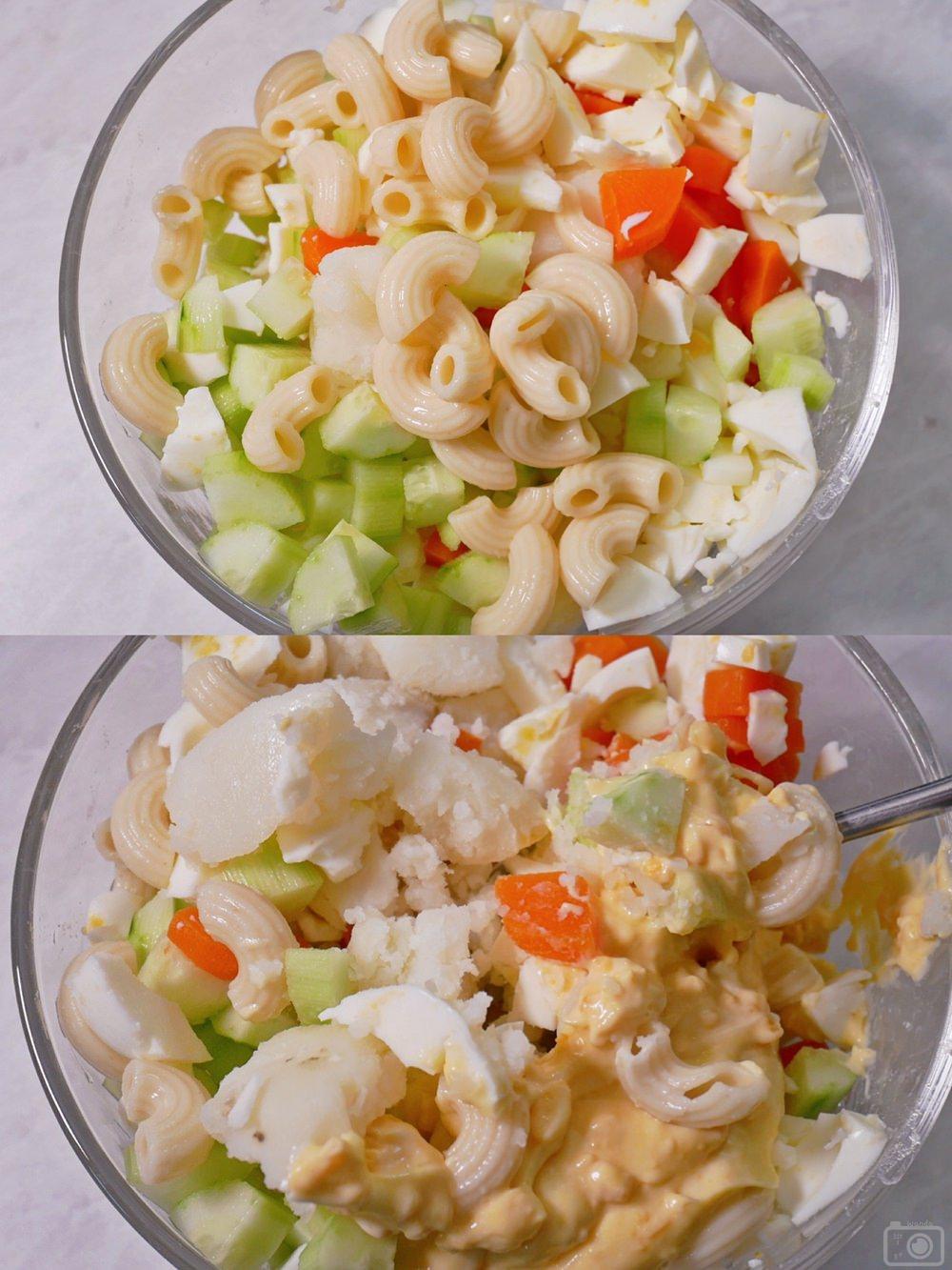 馬鈴薯沙拉 作法