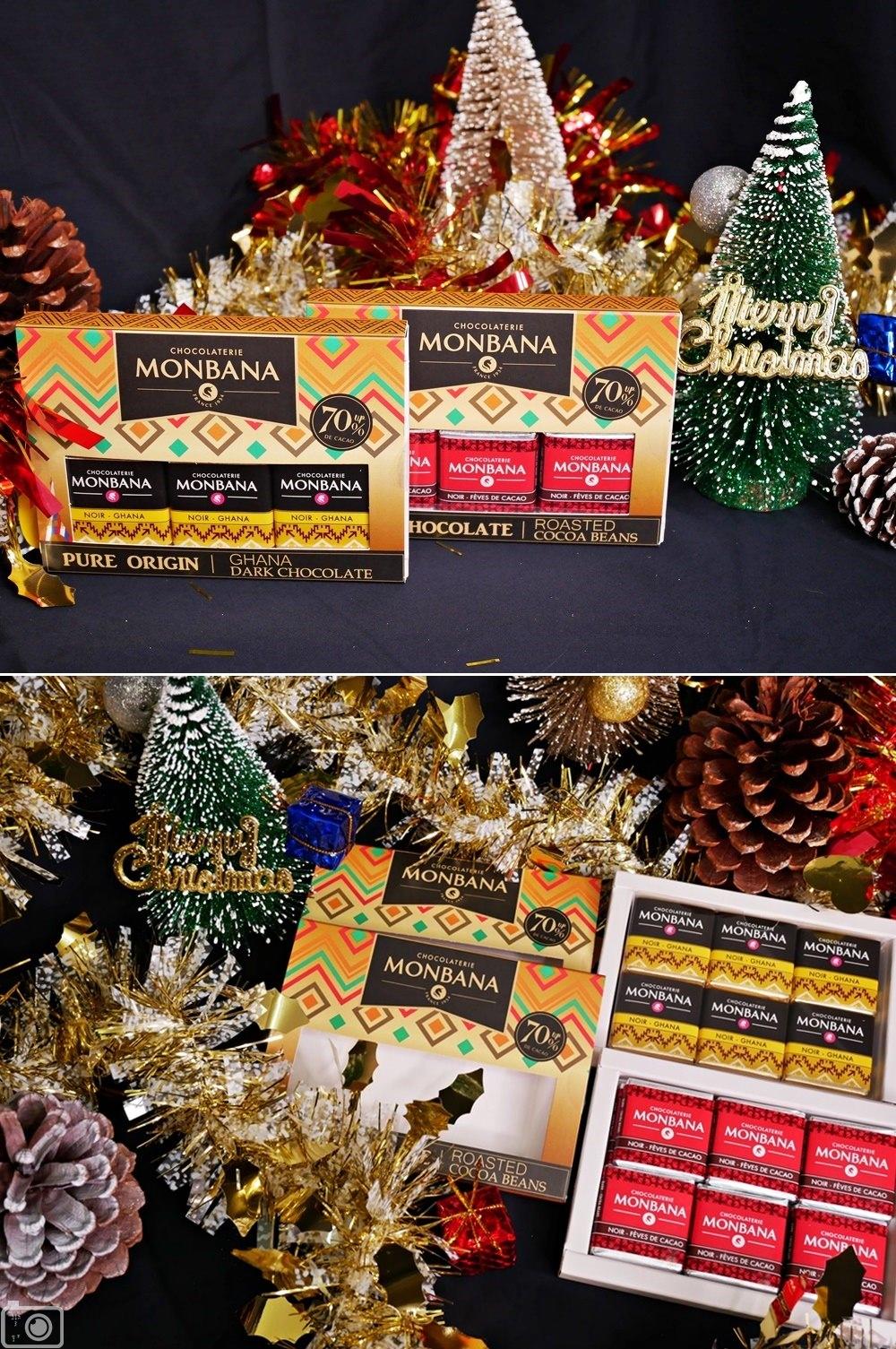 法國高級巧克力品牌MONBANA
