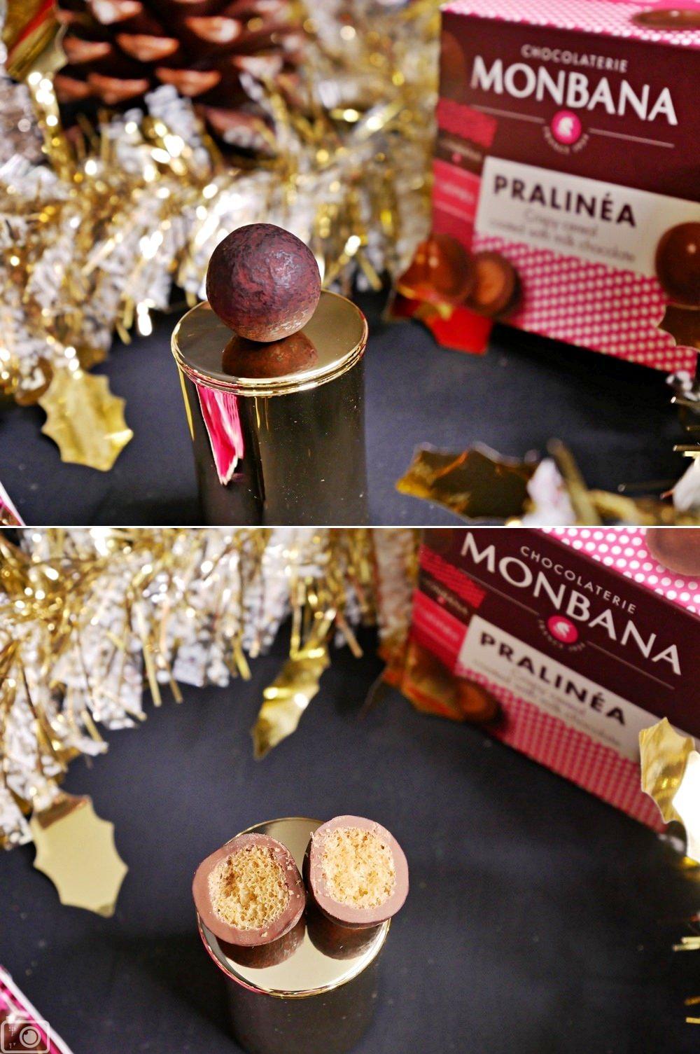 MONBANA脆餅巧克力球